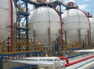 化工企业储罐消防管道—山东海化石油化工