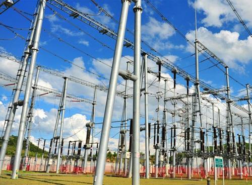Jilin changchun 220KV power transmission and transformation project