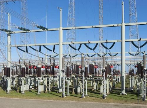Shenyang 220Kv substation project