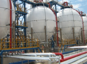 Storage tank fire pipeline of chemical enterprises -- shandong haihua petrochemical industry